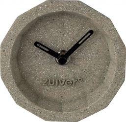 Tafelklok Bink Time - beton look - Zuiver